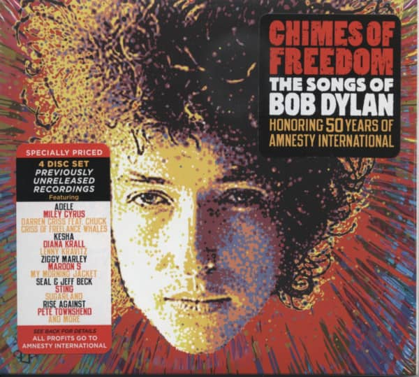 Chimes Of Freedom: Songs Of Bob Dylan (4-CD)
