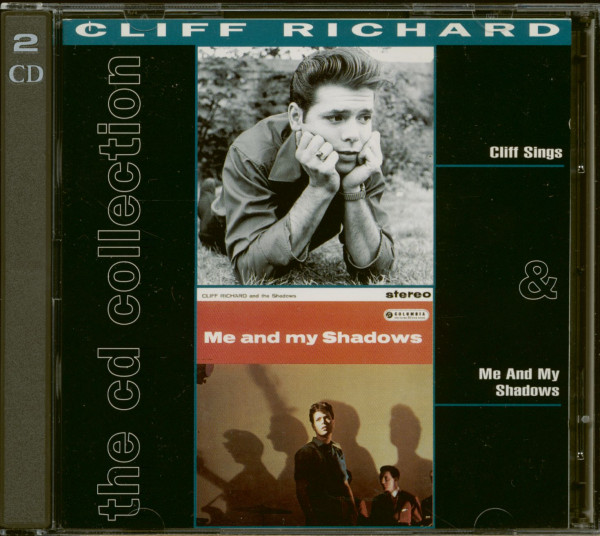 Cliff Sings - Me And My Shadows (2-CD)
