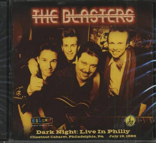 Dark Night - Live In Philly (2-CD)