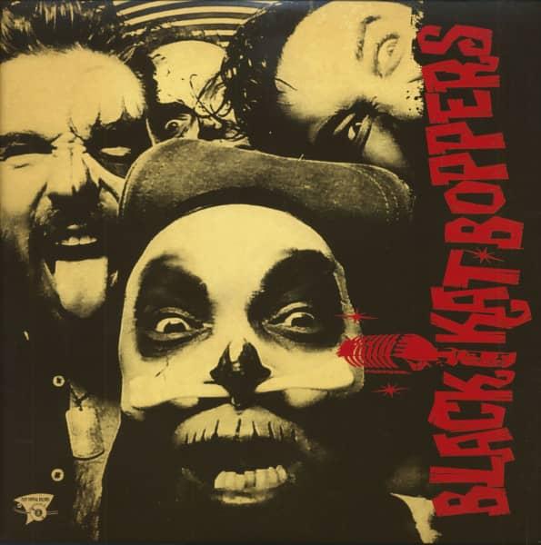 Black Kat Boppers (LP)