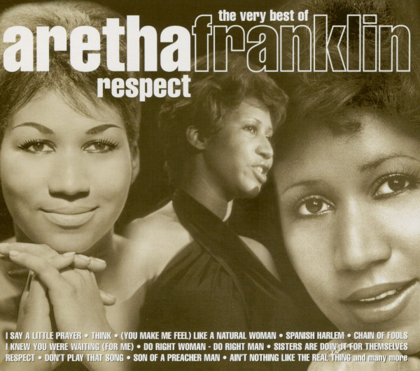 Respect - The Very Best Of Aretha Franklin (2-CD)