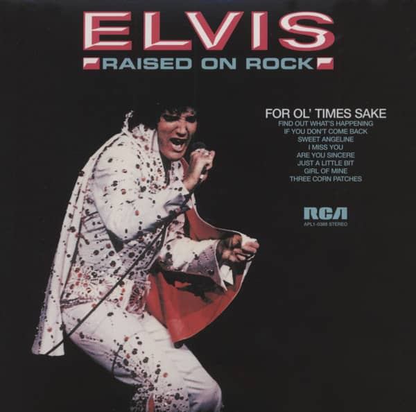 Raised On Rock - Deluxe Edition 2-CD
