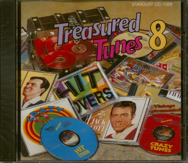 Treasured Tunes Vol.8