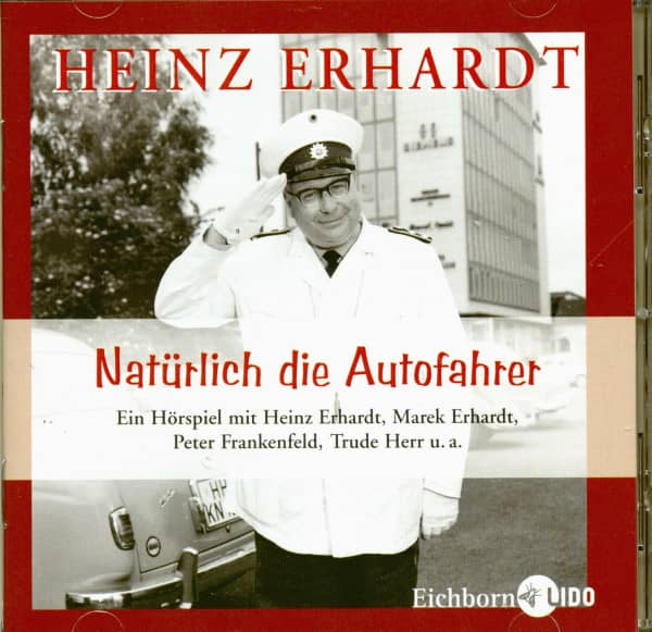 Natürlich die Autofahrer - Hörspiel (CD)
