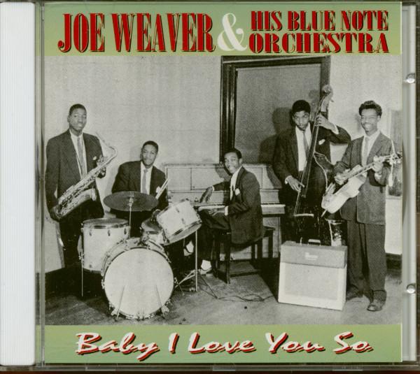 Baby I Love You So (CD)