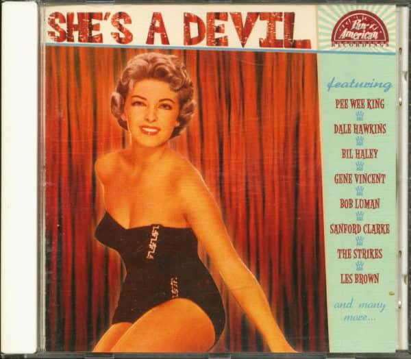 She's A Devil (CD)