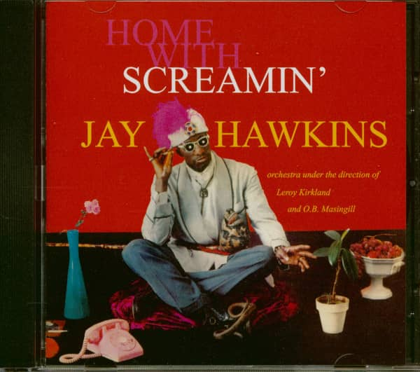 At Home With Screamin' Jay Hawkins...plus (CD)