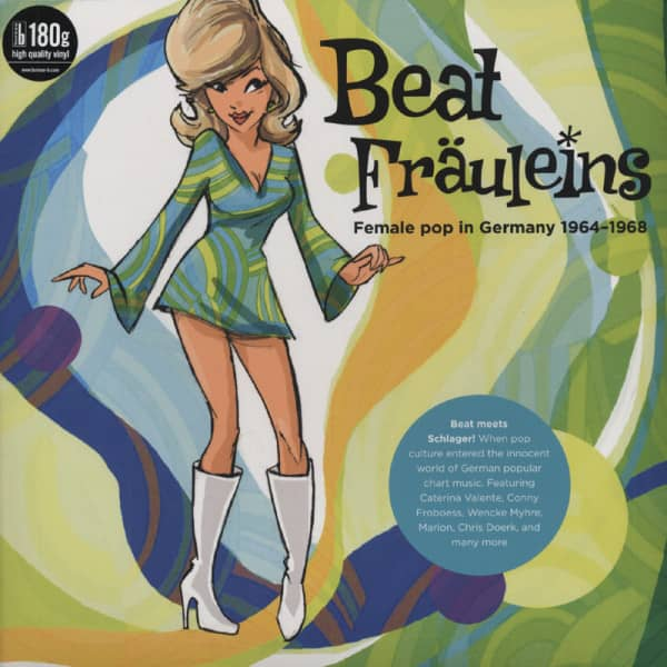Beat Fräuleins - Female Pop In Germany 180g