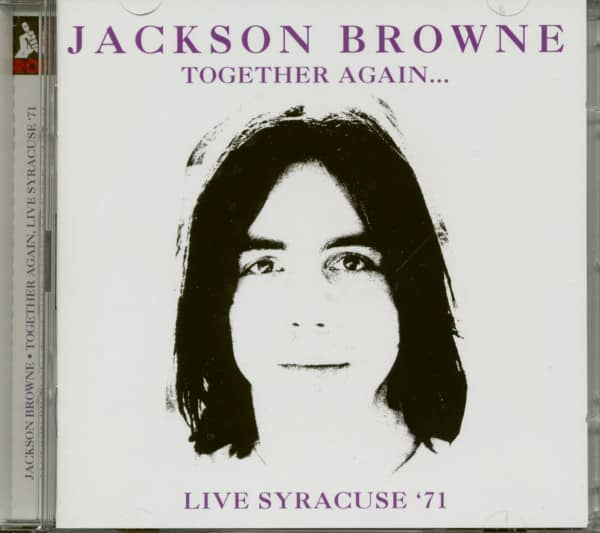 Together Again - Live Syracuse '71 (2-CD)