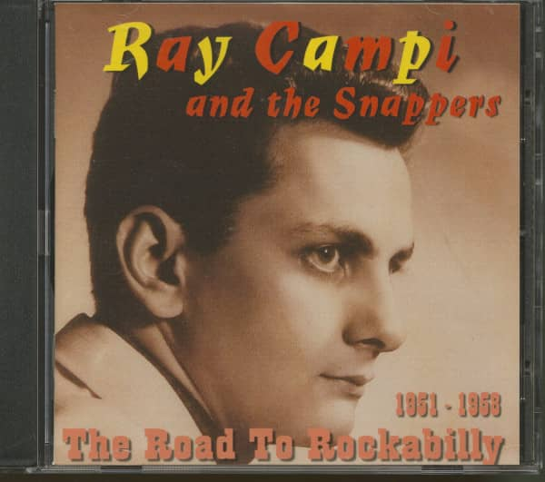 The Road To Rockabilly 1951-1958 (CD)