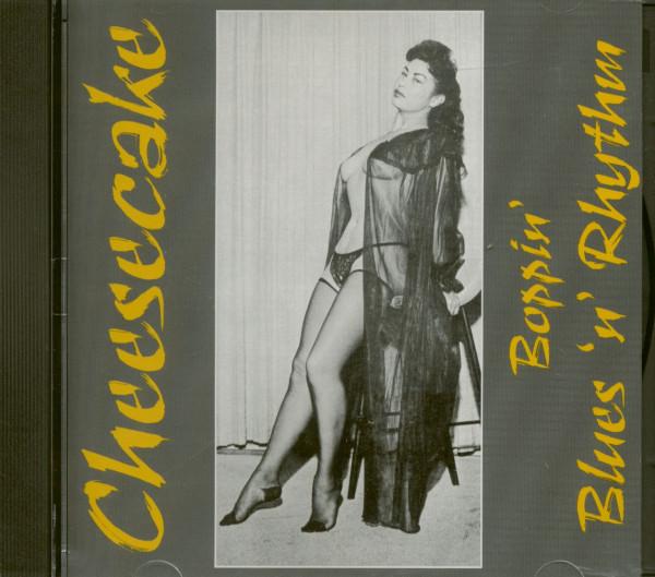 Boppin' Blues & Rhythm - Cheesecake Series (CD)