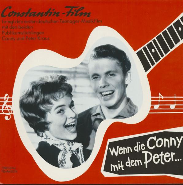 Wenn die Conny mit dem Peter- Teenager Melodie - Soundtrack (LP)