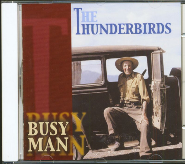 Busy Man (CD)
