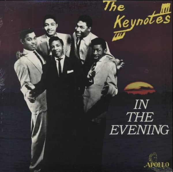 In The Evening - The Best Of The Keynotes (LP)