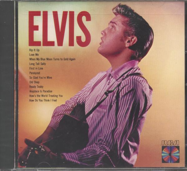 Elvis (CD, US Version, Mono)
