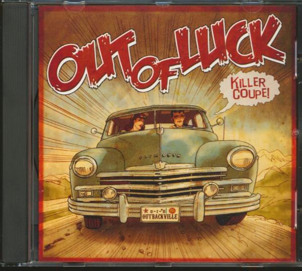 Killer Coupe! (CD)