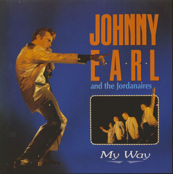 Johnny Earl & The Jordanaires - My Way (LP)