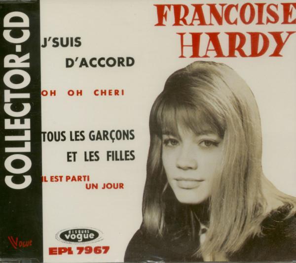 Tous Les Garcons Et Les Filles (CD)