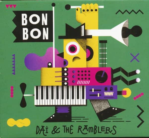 Bon Bon (CD)