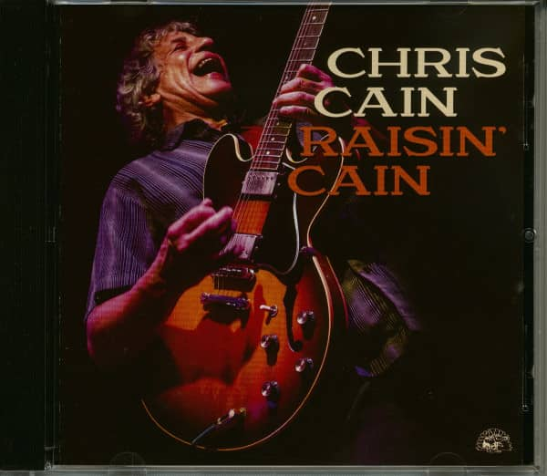 Raisin' Cain (CD)
