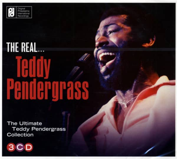Real Teddy Pendergrass (3-CD)