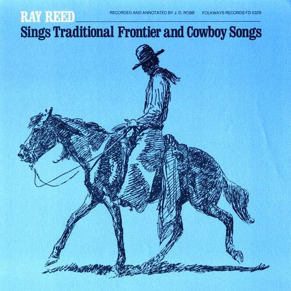 Sings Traditional Frontier & Cowboy Songs