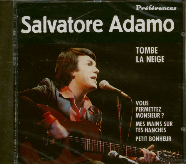 Tombe La Neige (CD)