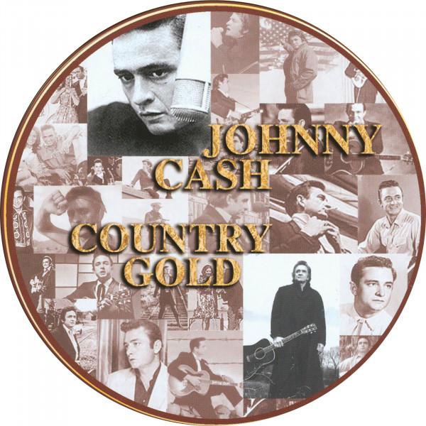 Country Gold (Sun) - Blechdose - Tin Collection