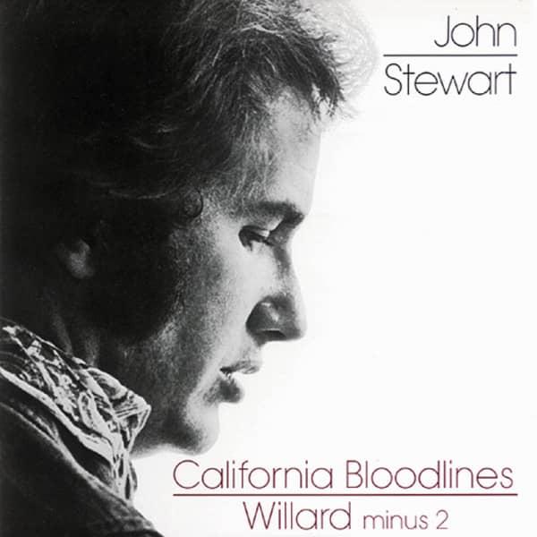 California Bloodlines - Willard minus 2