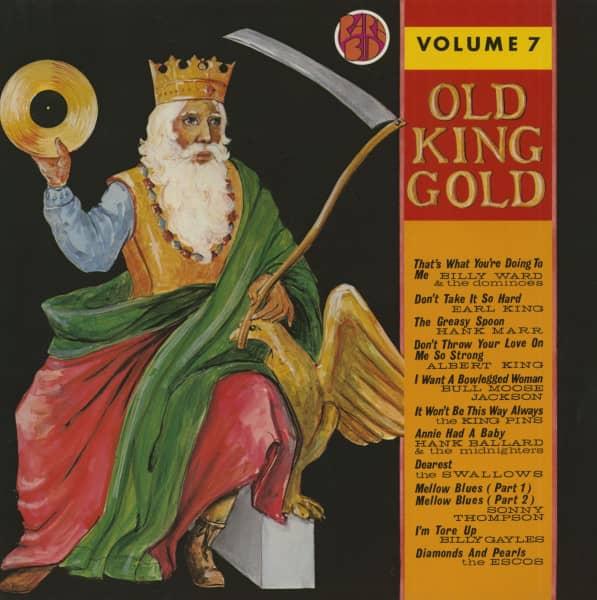 Old King Gold Vol.7 (LP)