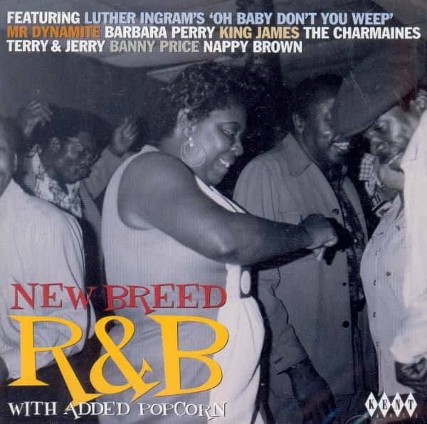 New Breed R&B With Added Popcorn