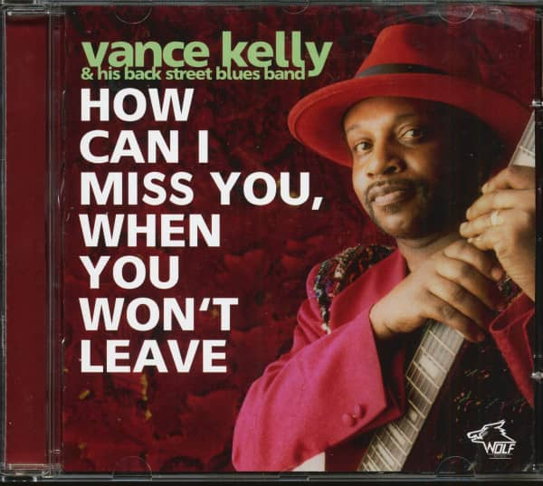 How Can I Miss You, When You Won't Leave (CD)