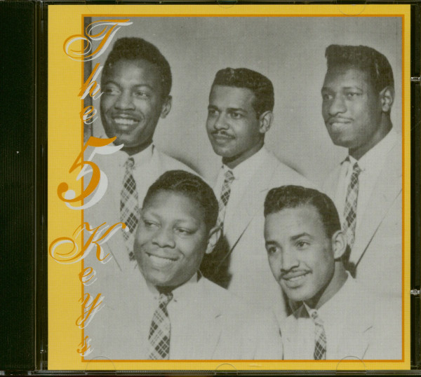 The Five Keys (CD)