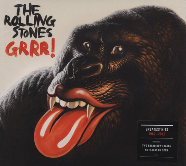 Grrr! Greatest Hits 1962-2002 (3-CD Ecopac)
