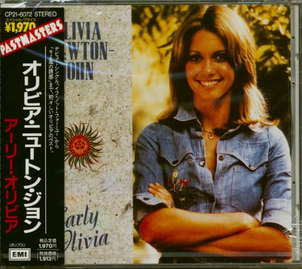 Early Olivia (CD, Japan)