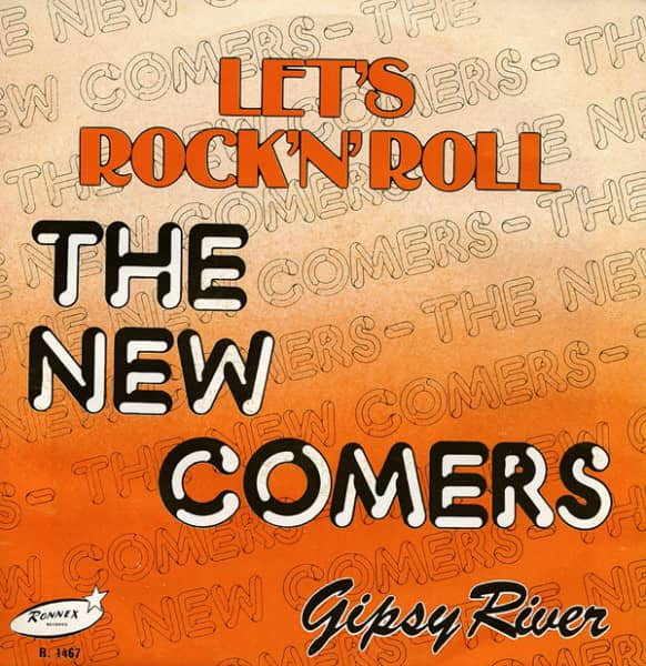 Let's Rock & Roll - Gypsy River 7inch, 45rpm