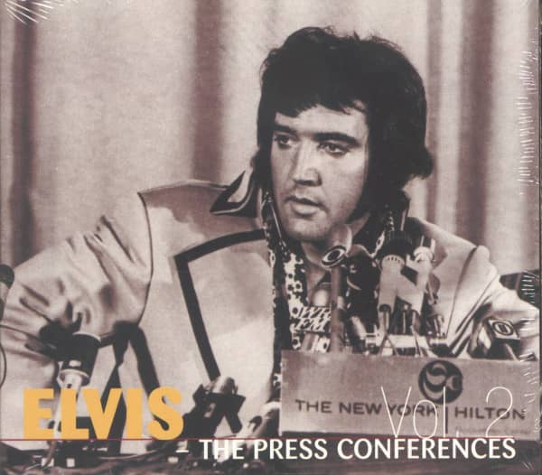 The Press Conferences, Vol.2 (CD)