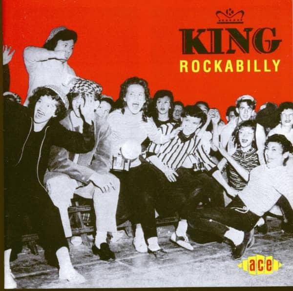King Rockabilly (CD)