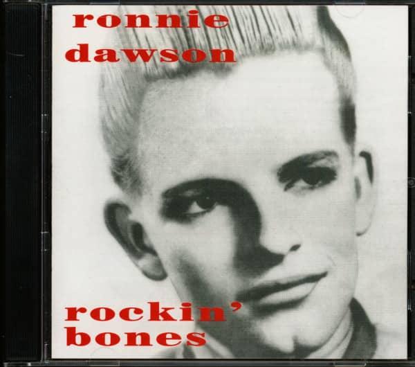 Rockin' Bones (CD)