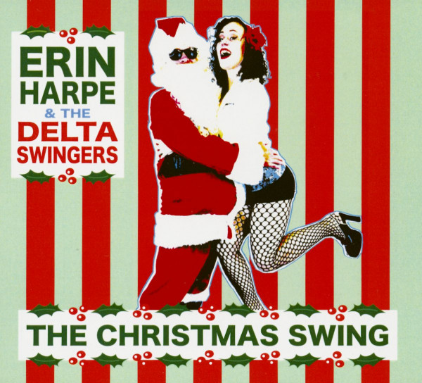 The Christmas Swing (CD)