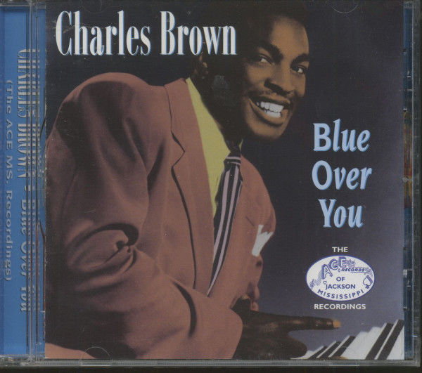 Blue Over You (CD)
