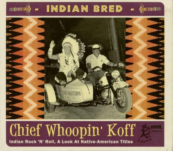 Indian Bred Vol.2 - Chief Whoppin' Koff (CD)