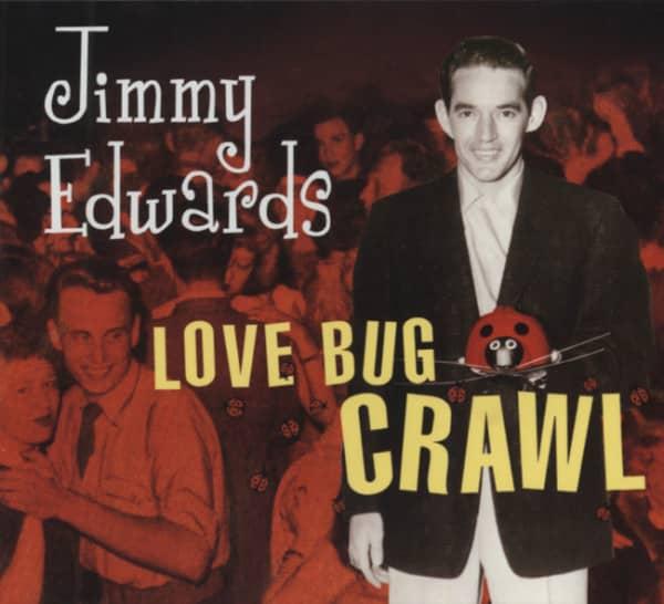 Love Bug Crawl (CD)