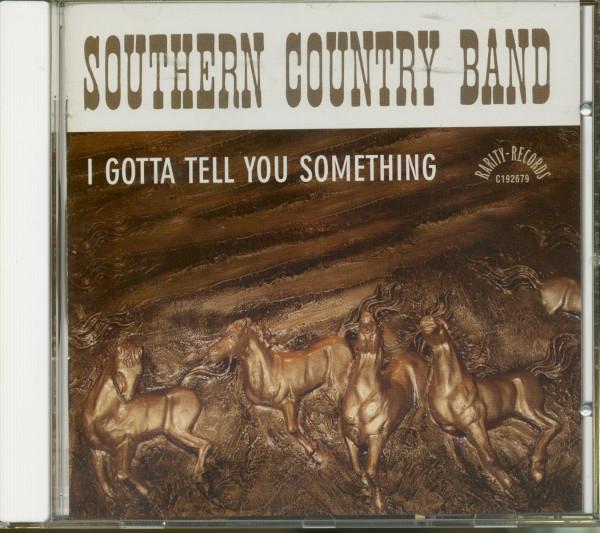 I Gotta Tell You Something (CD)