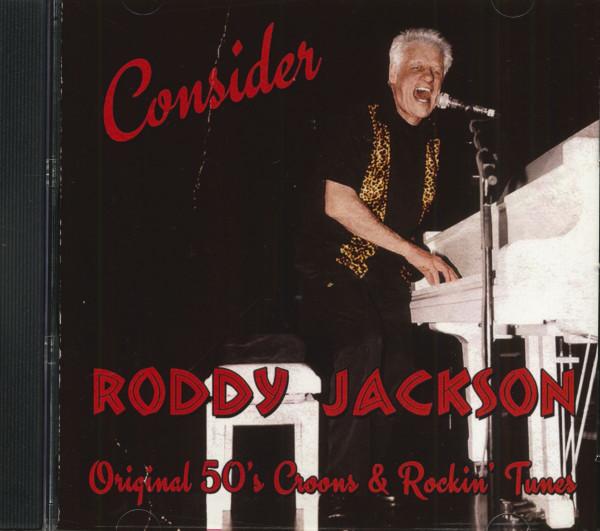 Consider - Original 50's Croons & Rockin' Tunes (CD)