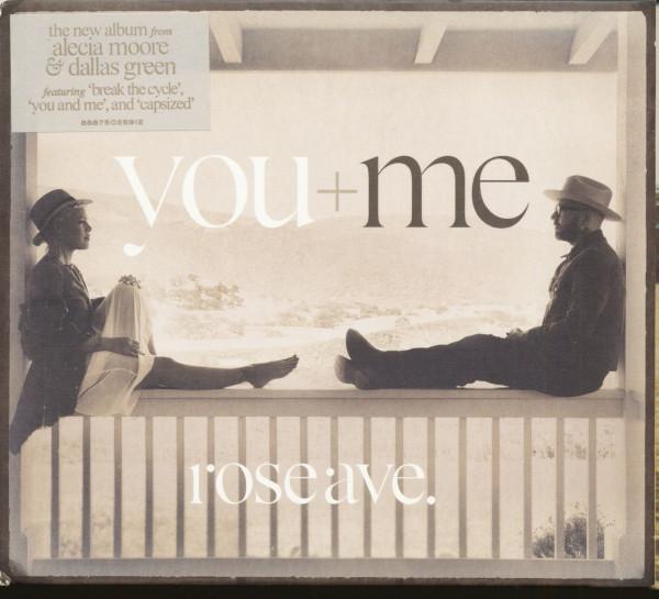 Rose Ave. (CD)