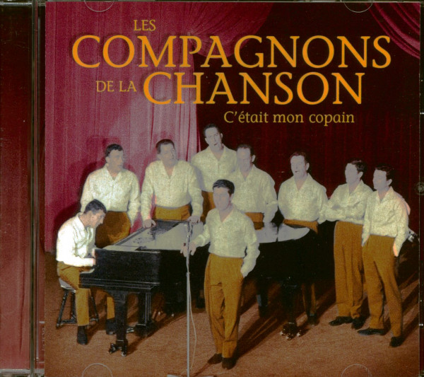 C'Etait Mon Copain (CD)