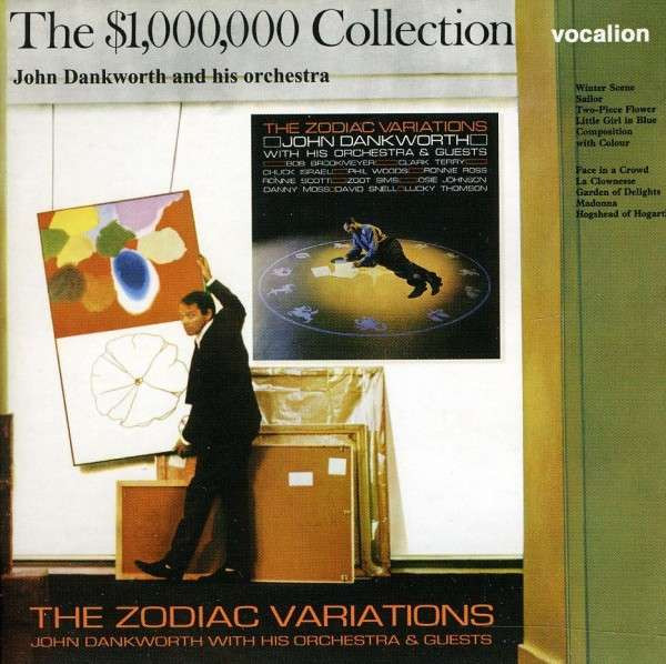 The Zodiac Variations (1965) & The $1,000,000 Collection (1967) (2-CD)