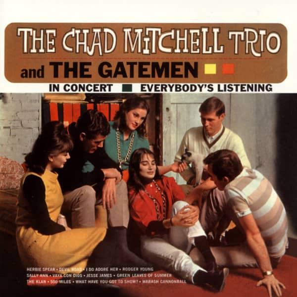 In Concert - Everybody's Talkin (& Gatemen)
