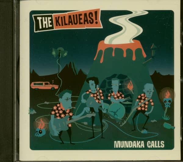 Mundaka Calls (CD)